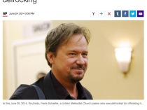 Frank Schaefer on Yahoo News